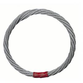 Elingue câble sans fin épissure invisible