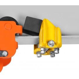 Butées/amortisseurs pour fer de roulement KB1