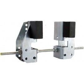 Butées/amortisseurs pour fer de roulement KB2