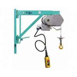 Treuil électrique de levage de chantier 200kgTR225N 30m