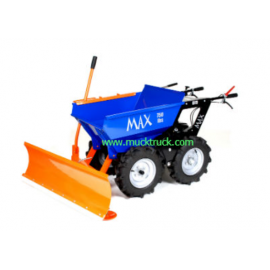 Chasse neige pour MUCK TRUCK