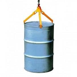 Pince de levage pour fût vertical 360kg