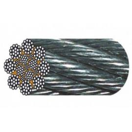 Câble galva double parallèle DP8