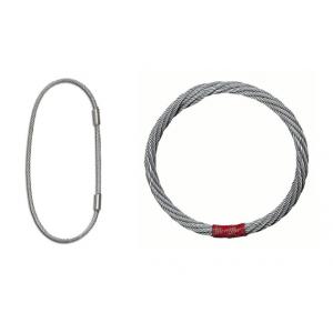 Elingue cable sans fin grelinées ou double manchonnage