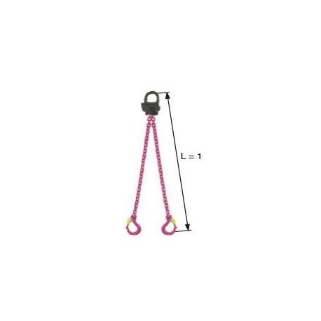 Elingue chaîne réglable mini lifter