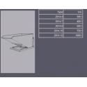 Benne EICHINGER basculante surbaissée avec angle de basculement plat