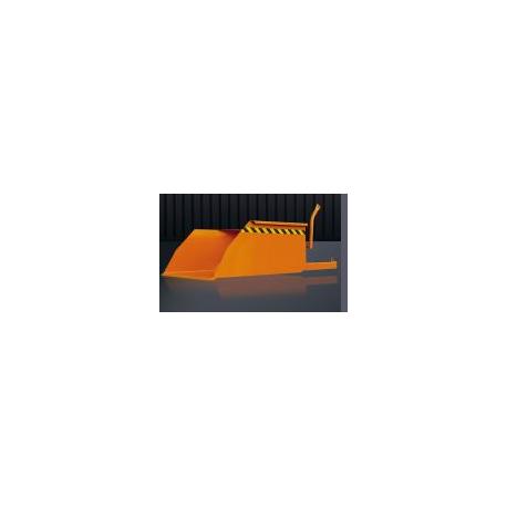 Pelle chargeuse EICHINGER avec dispositif de basculement hydraulique