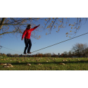 Slackline en sangle lg totale 17m