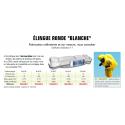 Elingue ronde spéciale  BLANCHE de 1 à 5 tonnes EN1492-2