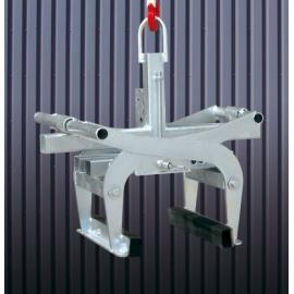 Pince pour pose éléments à faces parallèles EICHINGER CMU500kg