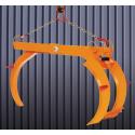 Pince pour manutention de  blocs irréguliers CMU1500 & 2000kg