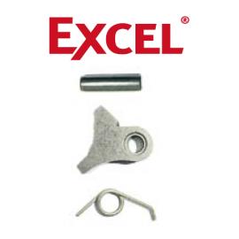 Linguet de rechange pour crochets EXCEL  à verrouillage automatique