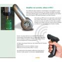 MANILLES lyres et droites Green Pin lecture RFID +8.5 tonnes
