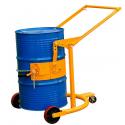 Manutention des fûts 210 litres  basculant