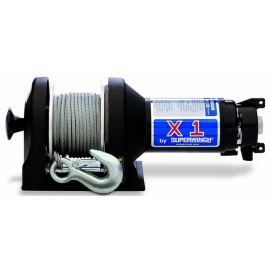 Treuil de traction X1 12V 907kg