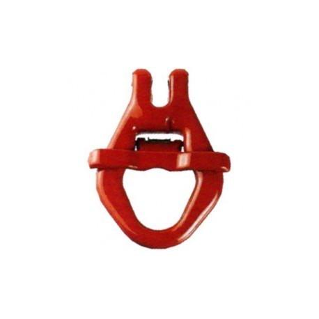 Crochet pour bennes avec sécurité type RAK