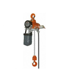 Palan pneumatique à chaine DK de 0.25 à 2 tonnes