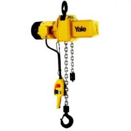 Palan électrique CPE YALE à chaîne 1.6 à 10 tonnes 400V tri