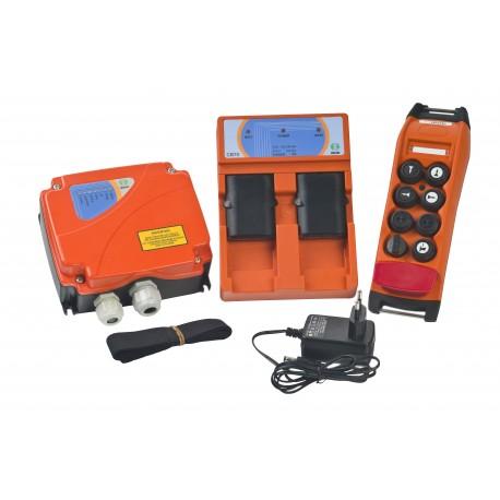 Radio commande TM70 Hybride 24V