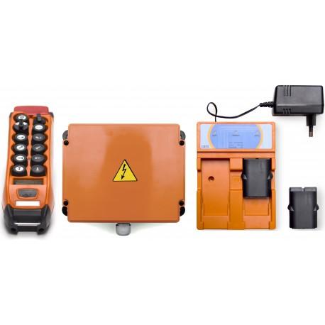 Radio commande pour palans et ponts TM70/1 13-24V