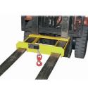 Potence pour fourches de chariot élévateur 1.5 & 3T