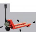 Transpalette manuel 4 directions 1500kg