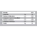 Mini-Gerbeur manuel transportable capacité 80kg