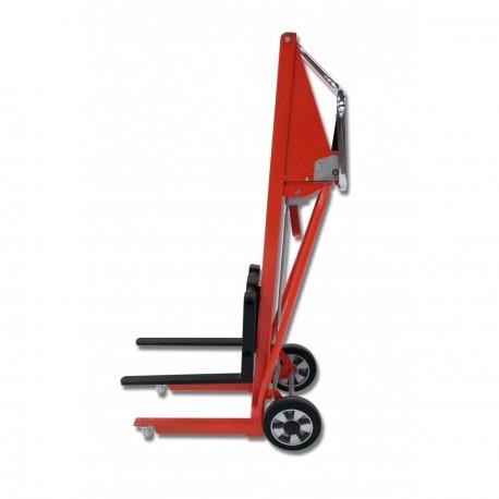 Mini-Gerbeur manuel transportable capacité 120kg