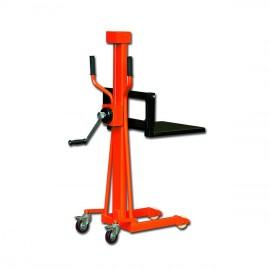 Mini-Gerbeur manuel transportable capacité 150kg