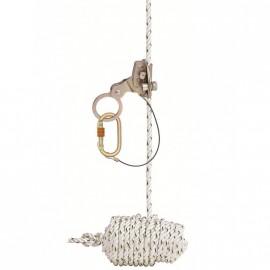 Antichute pour corde ou drisse EN353-2