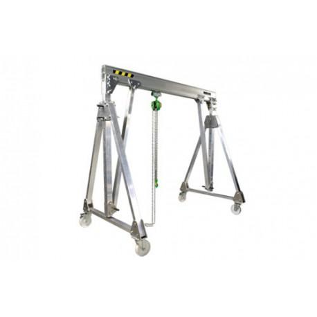 Portique de levage aluminium