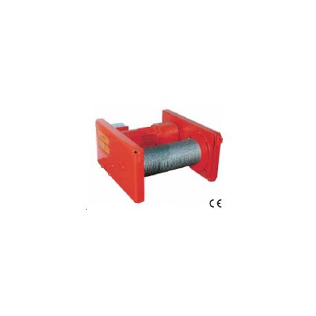 Treuil électrique de halage courant triphasé