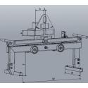 Pince mécanique pour paquets de matériaux CMU800kg