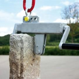 Pince mécanique EICHINGER pour pilier béton CMU 500kg