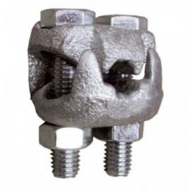Serre-câble coquille galvanisé