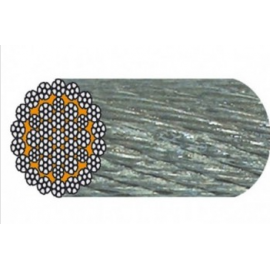 Câble galva antigiratoire Compact 37