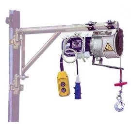 Treuil électrique ELEVATEUR DE CHANTIER 200 kg