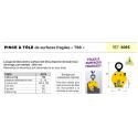 Pince à tôle pour surfaces fragiles TSS