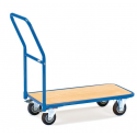 Chariot plate forme charge 200 kilos