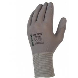 Gant polyuréthane, avec support polyamide sans couture