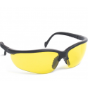 Lunettes branches réglables avec oculaires teintés jaune