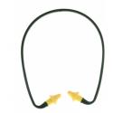 Bouchons d'oreille en polyuréthane avec arceau 21dB
