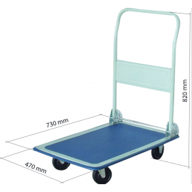 Chariot de manutention 150 kgs