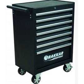 Servante 7 tiroirs DRAKKAR NUE poignées ergonomiques