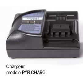 Chargeur pour batterie pour pompe hydrauliquePYB