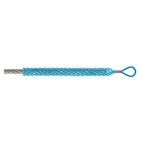 Tire Câble Fermé Simple Boucle Pour Le Tirage De Câbles Acier