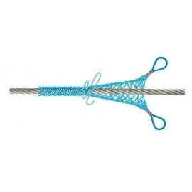 Tire câble double boucle à lacet