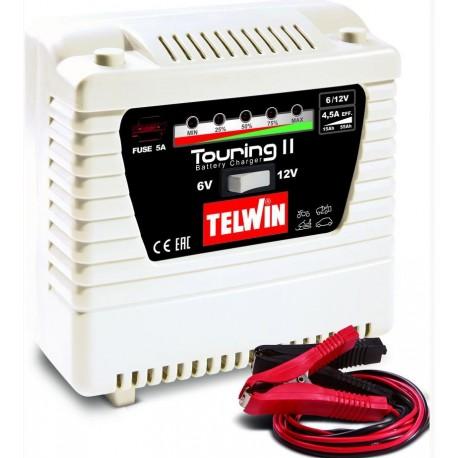Chargeur de batterie 6-12V