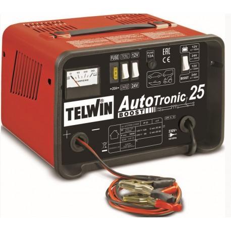 Chargeur automatique 12/24V TELWIN