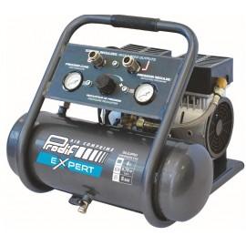 Compresseur 6L 0.75 CV 230V silencieux